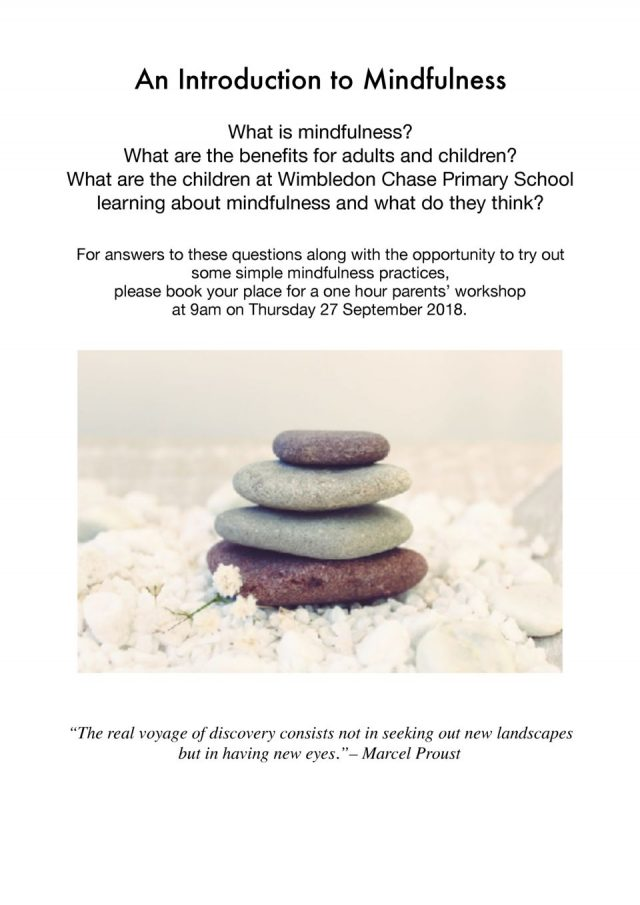 thumbnail of WCPS Mindfulness Parent Flyer