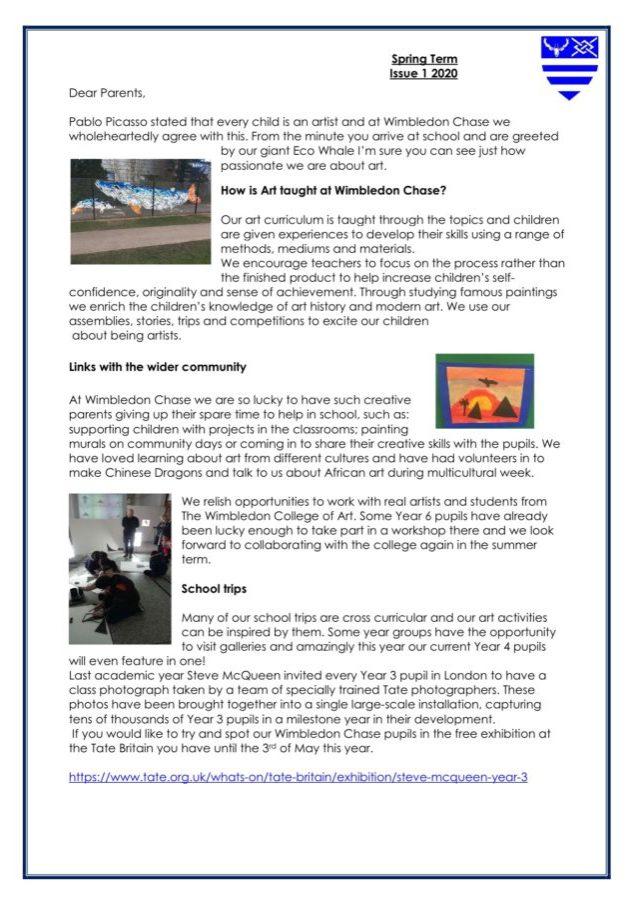 Art-Newsletter-Spring-2020